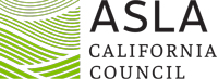 California Council of ASLA Logo